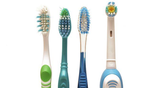 cepillo dientes manual o eléctrico