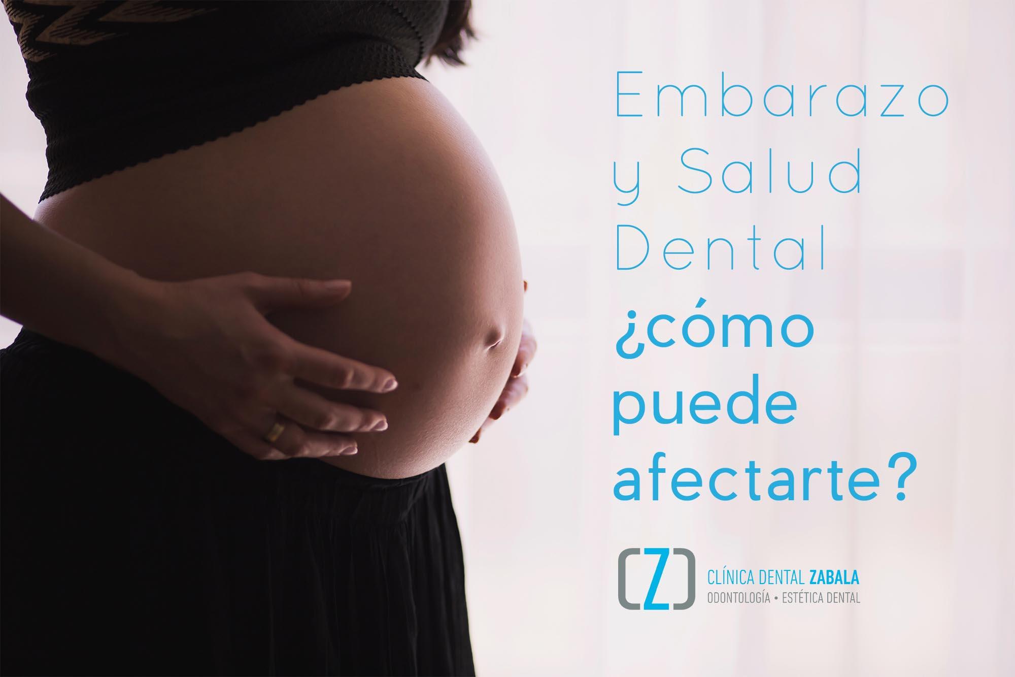 Embarazo y salud dental