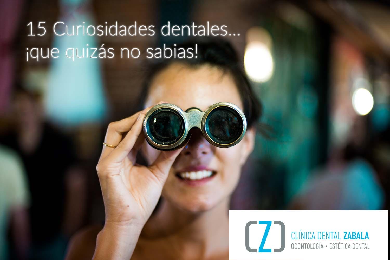 curiosidades sobre odontología